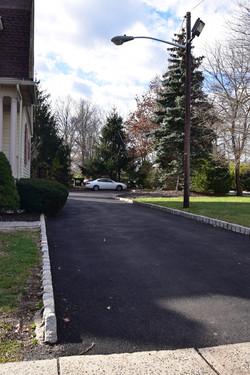 Westfield Office Driveway Entrance