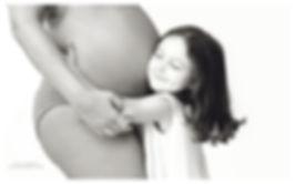 reportaje de embarazo con hermana mayor