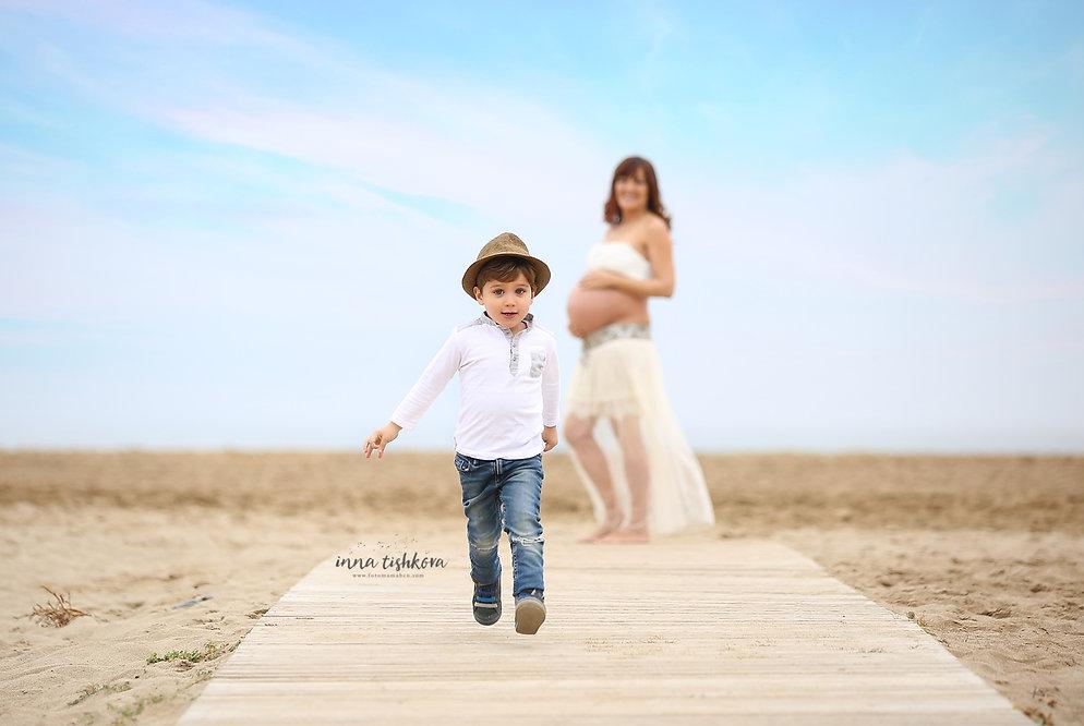 playa embarazada book