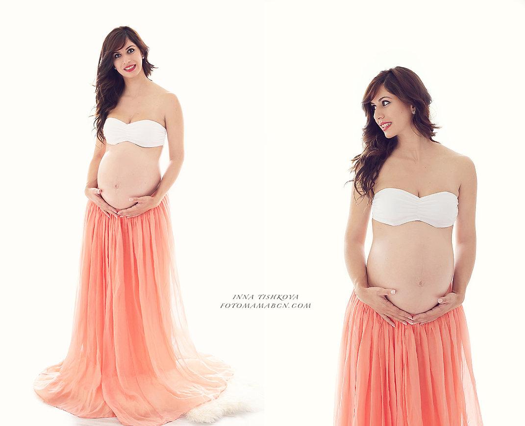 sesion de embarazada