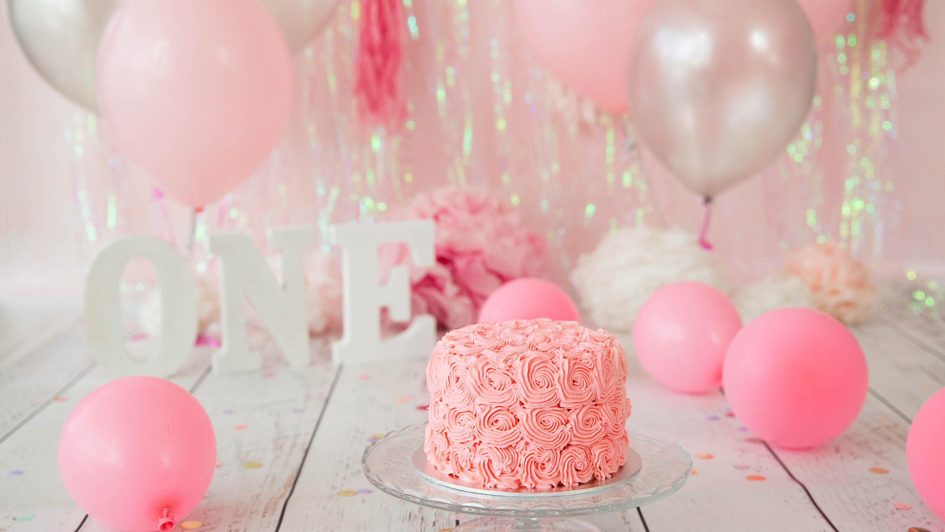 Smash the cake Glamour