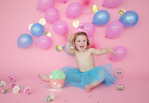sesion fotografica cumpleaños