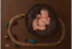 reportaje fotografico de bebe