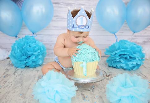 tarta de 1 año bebe