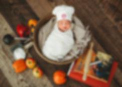reportaje de bebe barcelona