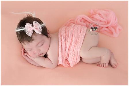 Preciosa princesa, 8 dias de vida <3