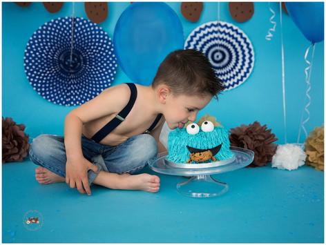 reportaje divertido smash the cake