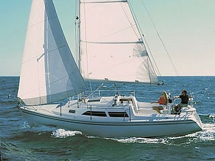 Catalina 270 sailboat