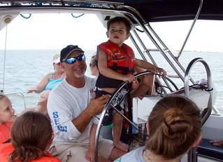 Sea Star Base Galveston Stories with Mike Janota