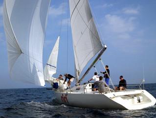 Sailing Tech Prototype: Water Dam