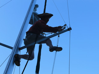 Sailing Tech Prototype: Halyard Handler