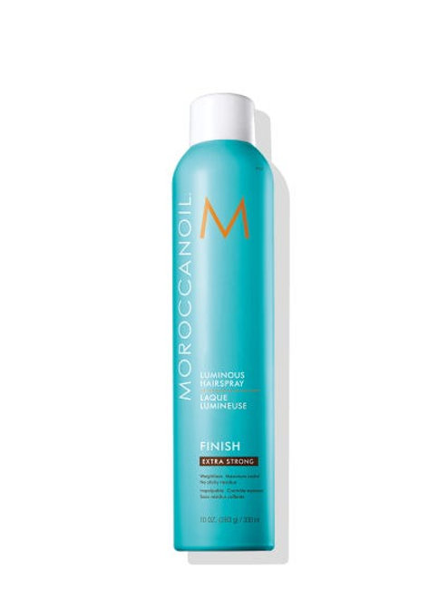 Moroccan Oil Luminous Hairspray Extra Strong