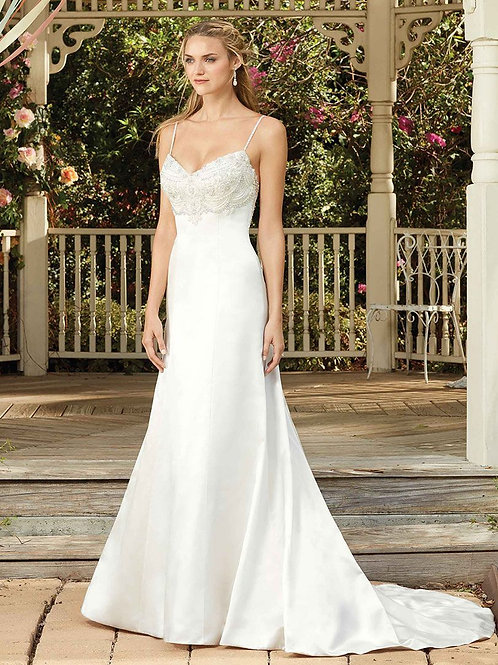 Casablanca Bluebell Gown