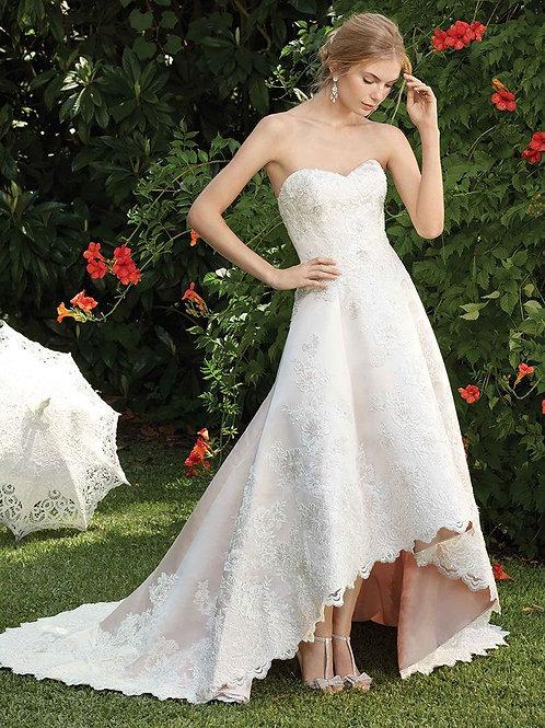 Casblanca Bridal Clover style 2283
