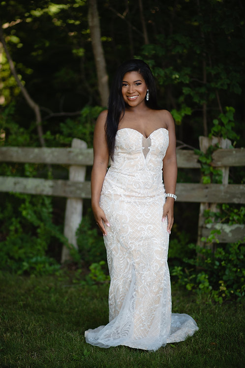 Bariano Bridal Gown
