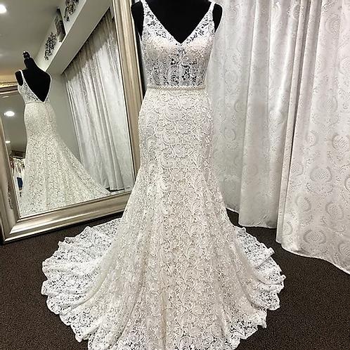 Roz La Klein 525 wedding dress
