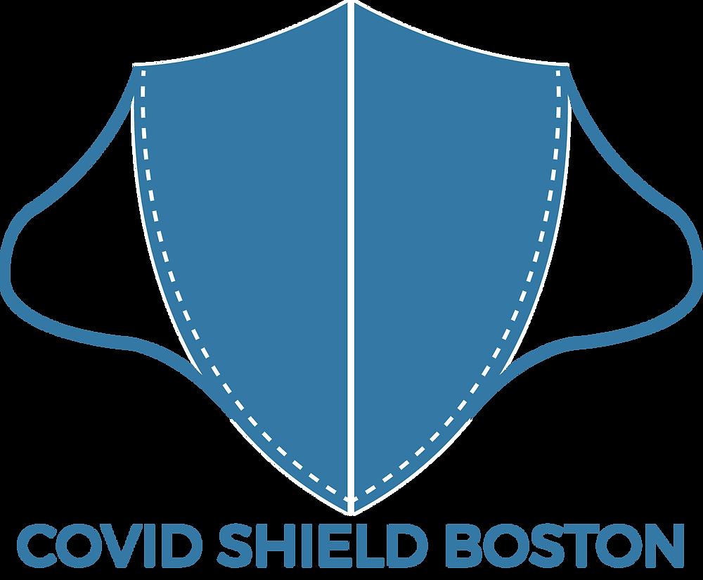 Covid Shield Boston Logo