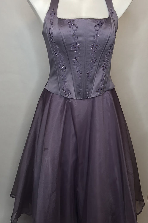 Michaelangelo Lavender Vintage Dress