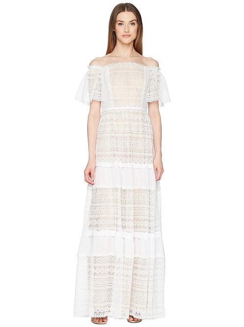 Monique Lhuillier boho dress