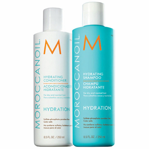 Moroccan Oil Hydrating Shampoo and Conditioner 8.5oz