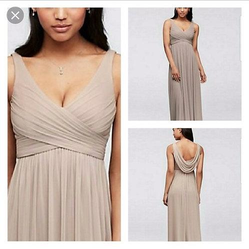 David's Bridal Bridesmaid Dress #F15933