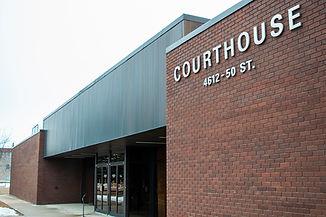 Leduc Alberta Courthouse