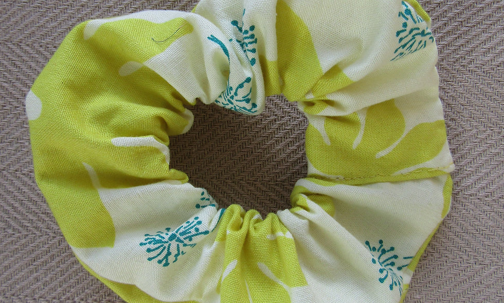 Spring fresh scrunchie