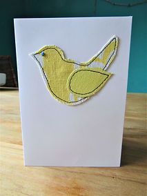 yellow chiriklo bird card.JPG