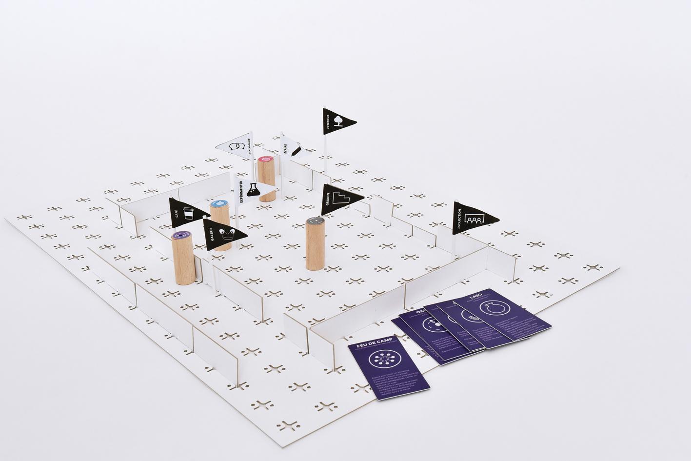 phase de jeu T2 - ARCHILAB