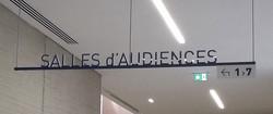 PJ Béziers - signalétique suspendue-guliver©