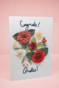 Congrats! Grattis!