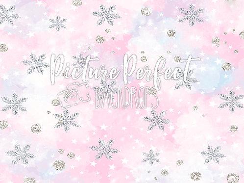 Pink Snowy Wonder