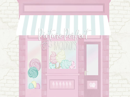 Sweet Boutique-6x8 fabric