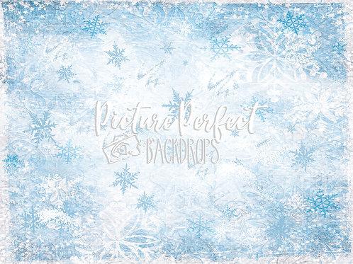 Frozen Magic-6x8 Fleece