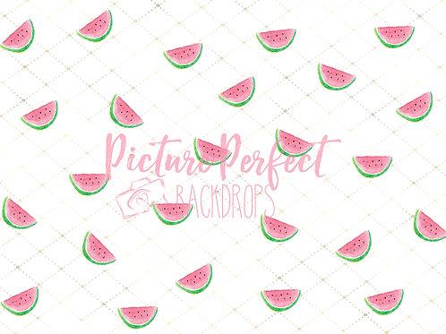 White Watermelon Love