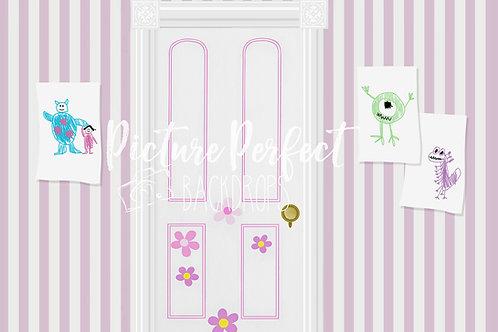 Boo's Room- 60x80 fabric