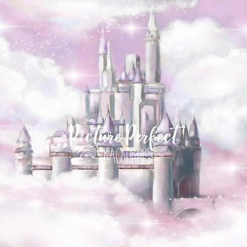 Pink Princess- 8x8 fabric