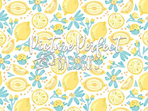 Lemon Drops 60x80 Fleece