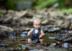 K Artocin Photography, Fishing, 6months