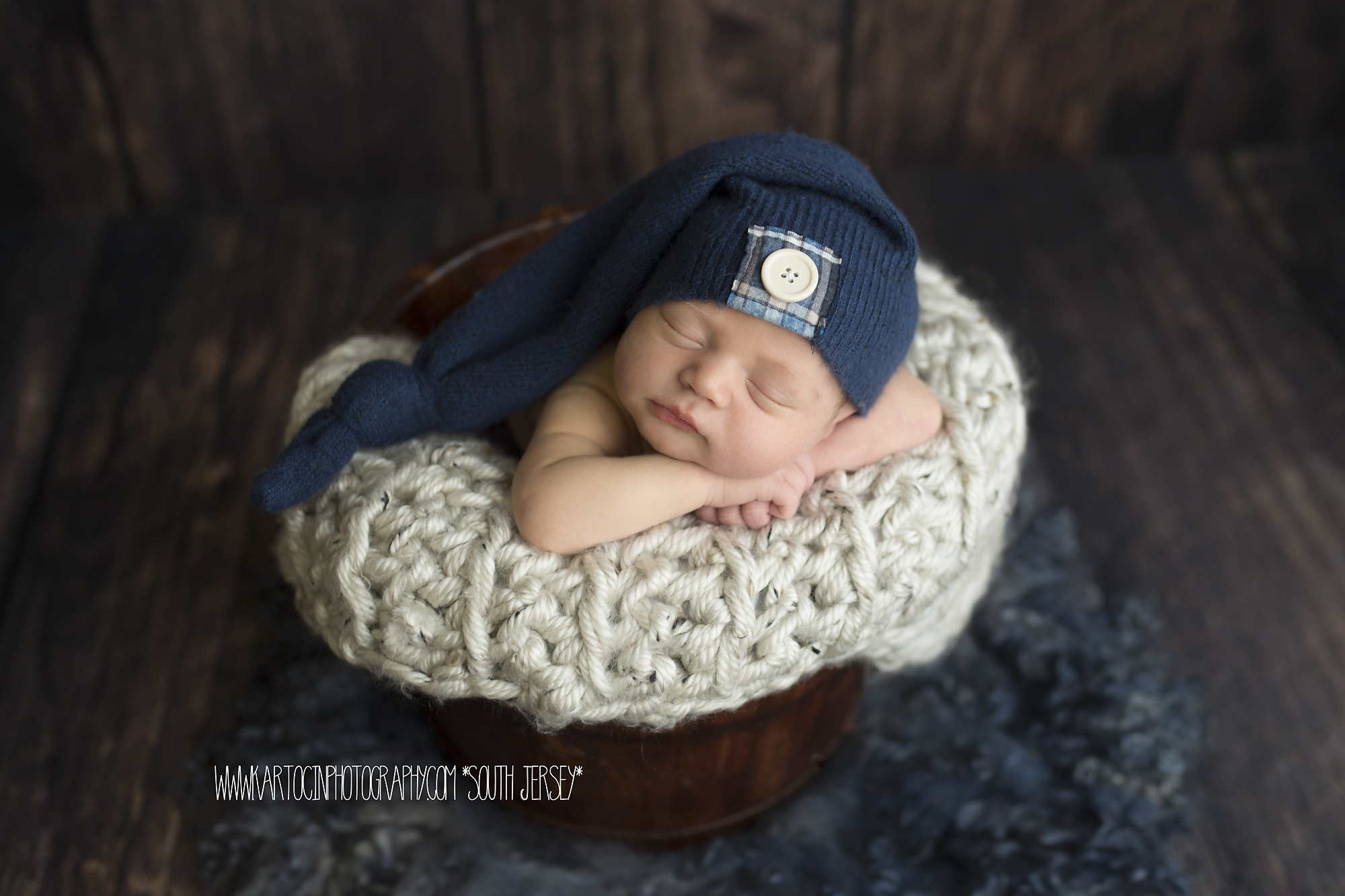 South Jersey Newborn Photographer