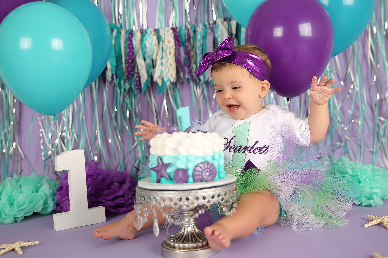 South Jersey Cake Smash Photographer