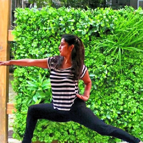 Ball Exercises by Priyanka - Starts at $38/hr