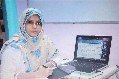 Mathematics by Sabila Shaikh-starts at $31/hr