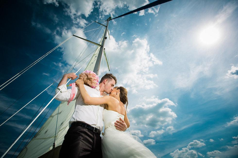 Esküvői fotózás Balaton