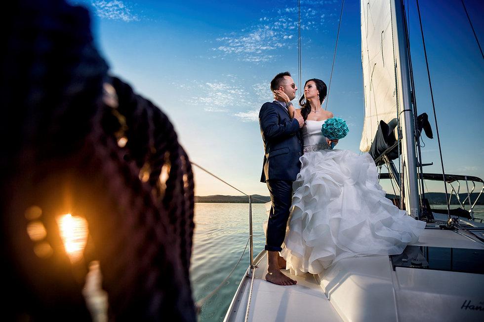 Esküvői fotózás Four Points by Sheraton