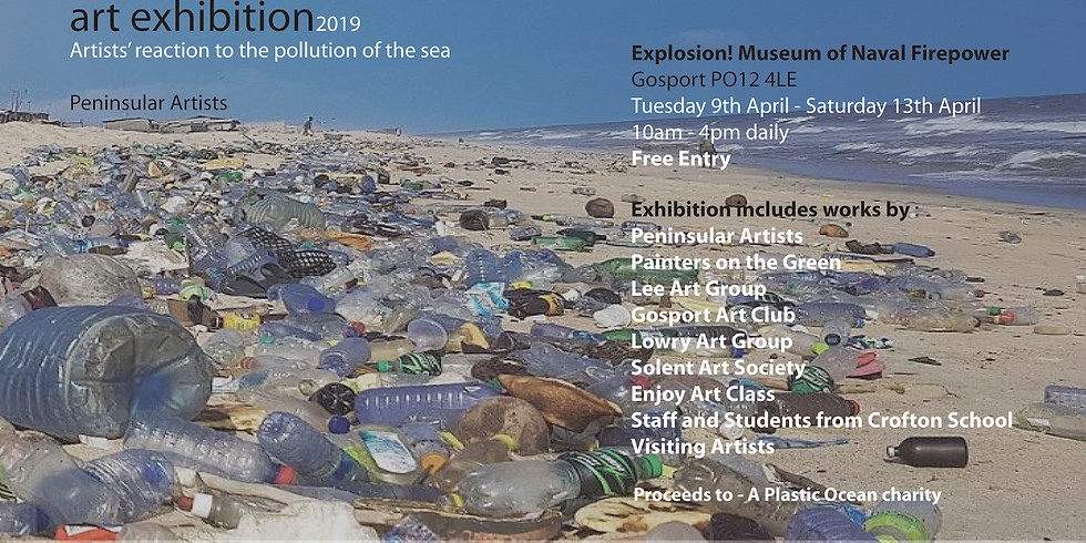 Turning The Tide Exhibition