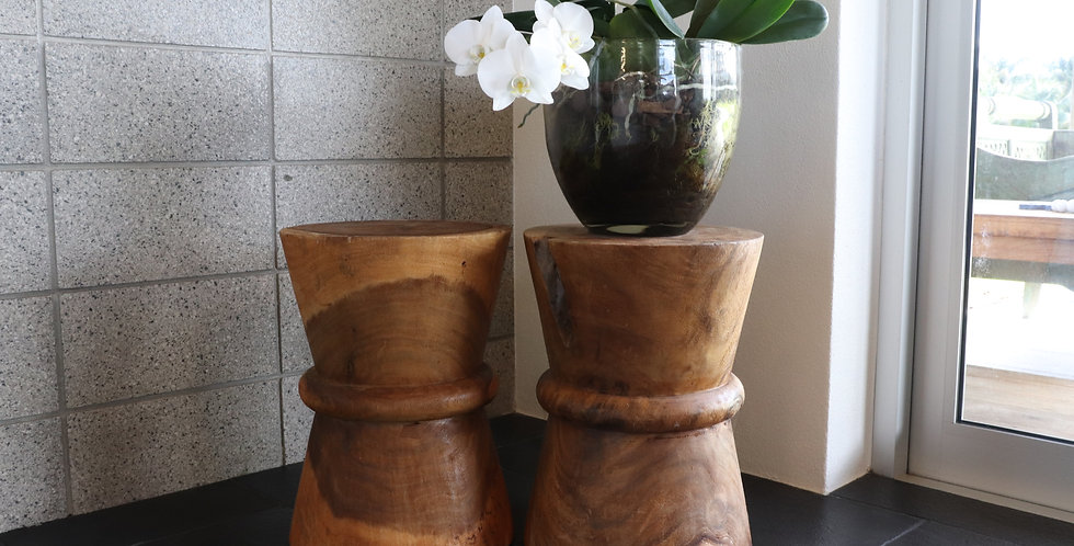 Wooden Stools / Table