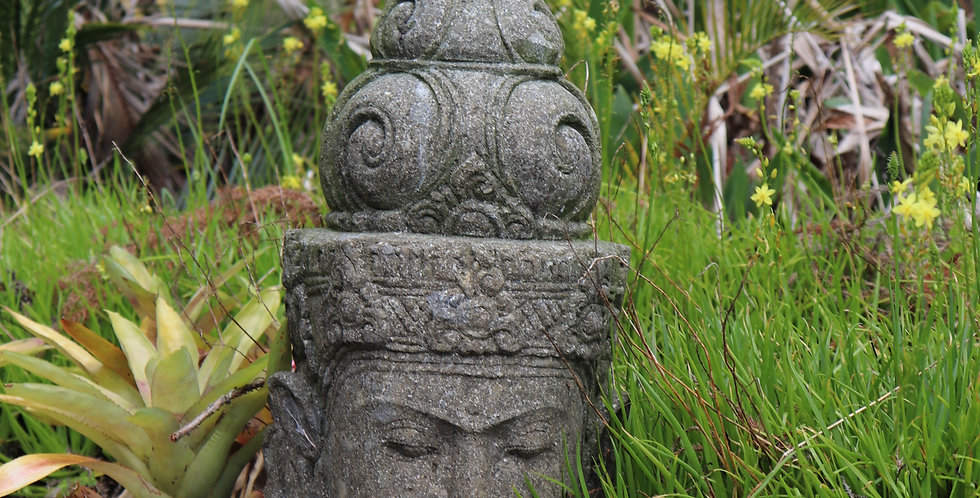 Dewi Head Statue