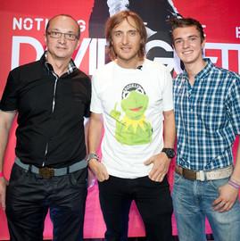 David Guetta en Gilles