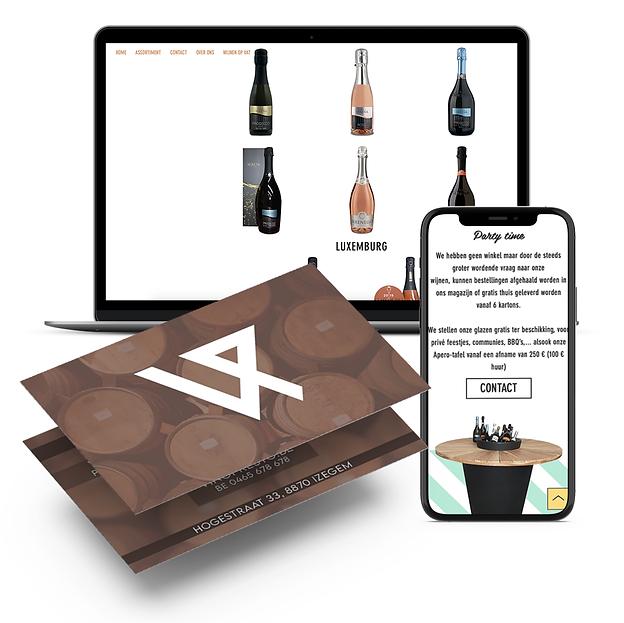 VP Bottles by Vino Presto